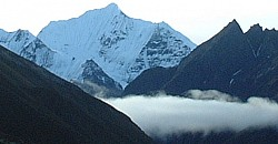 Langtang Mt. Gangchenpo