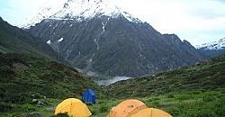 Langtang Khisimphuk Kharka 4300m