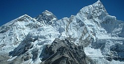 Mt. Everest from Kalapattar Peak 5545m